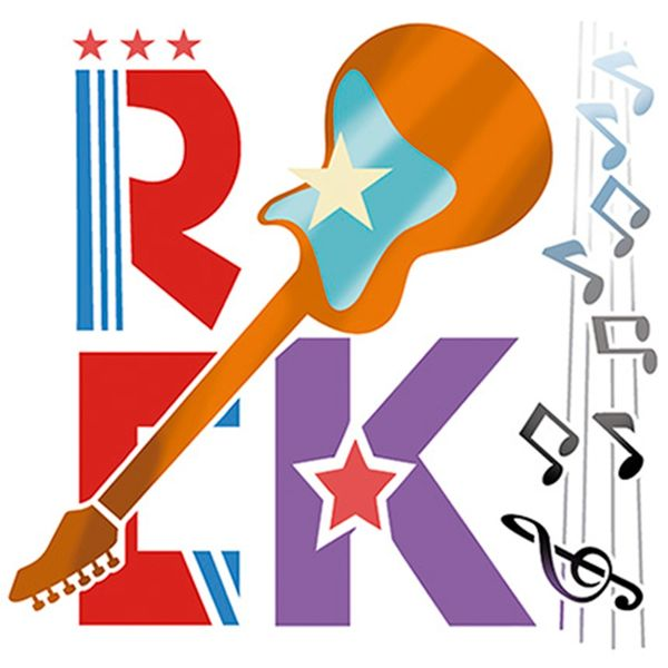 Stencil-Litoarte-25x20-STR-096-Rock-Guitarra