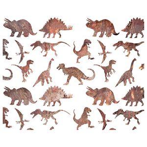 Stencil-Litoarte-25x20-STR-111-Dinossauros