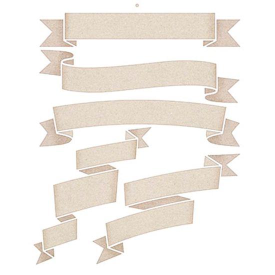 Stencil-Litoarte-25x20-STR-117-Flamulas-Nuvens-e-Formas