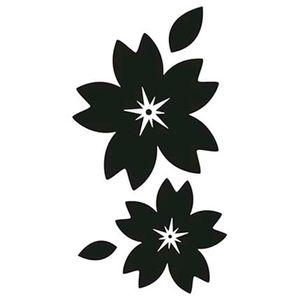 Carimbo-de-Borracha-Litoarte-CLP-128-Tropical-Flores