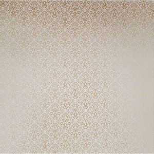 Papel-Scrapbook-Litocart-305x305-LSCPL-015-Perolizado-Arabesco-V-Bronze