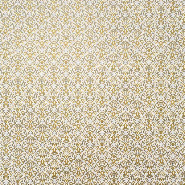 Papel-Scrapbook-Litocart-305x305-LSCPL-016-Perolizado-Arabesco-V-Ouro
