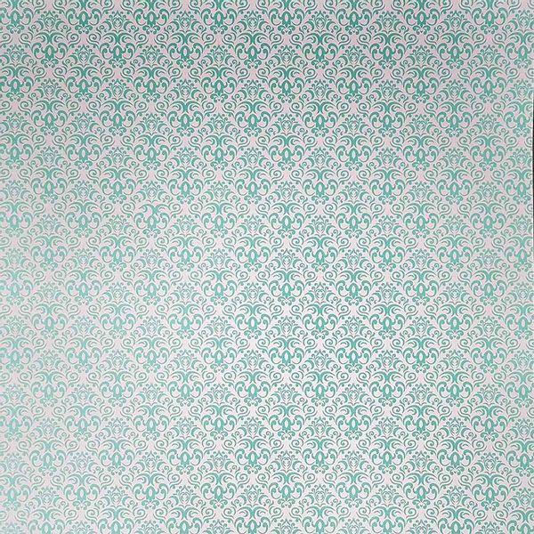 Papel-Scrapbook-Litocart-305x305-LSCPL-029-Perolizado-Arabesco-V-Azul-Tiffany