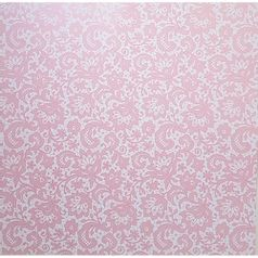 Papel-Scrapbook-Litocart-305x305-LSCPL-026-Perolizado-Renda-III-Rosa