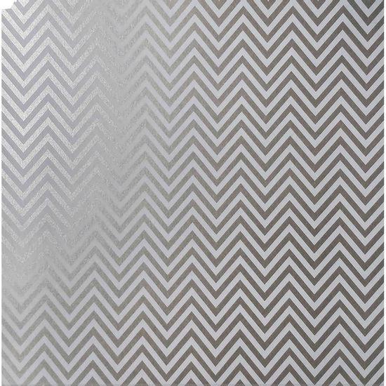 Papel-Scrapbook-Litocart-305x305-LSCPL-020-Perolizado-Chevron-Prata