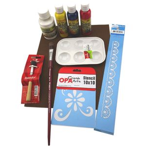 Kit-para-Iniciantes-Pintura-Stencil-com-10-Itens