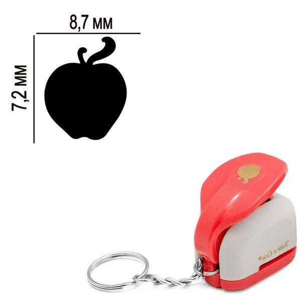 Furador-Chaveiro-Mini-para-Papel-Toke-e-Crie-CFMD05-87x72mm-Maca-Branca-de-Neve