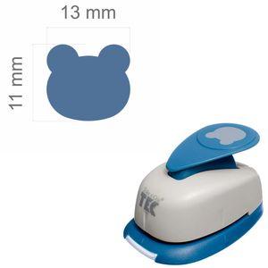 Furador-de-Papel-Toke-e-Crie-Regular-FRA095-Ursinho