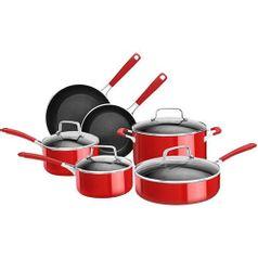 Conjunto-de-Panelas-6-Pecas-Aluminio-Esmaltado-Vermelho-KI994AVONA---KitchenAid