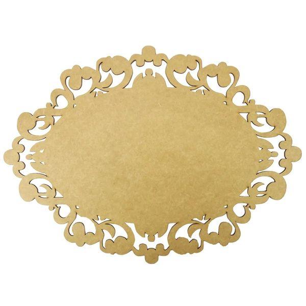 Aplique-Moldura-em-MDF-Oval-15x107cm-Colonial---Palacio-da-Arte