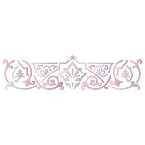 Stencil-Litoarte-285x84-STE-357-Listela-Ornamento