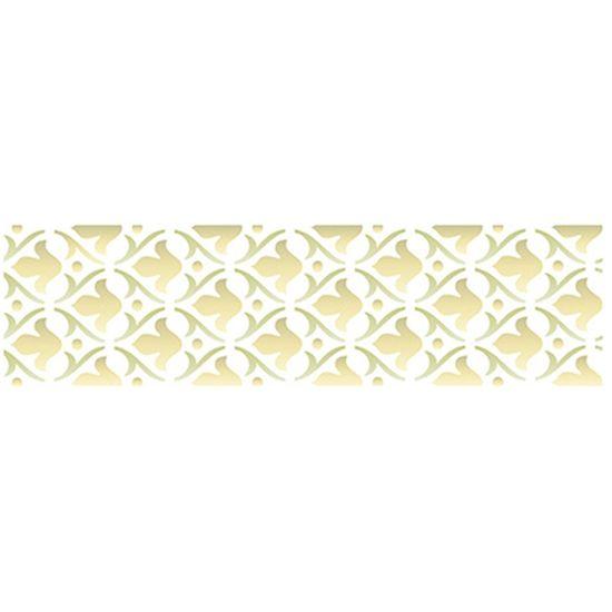 Stencil-Litoarte-285x84-STE-359-Flor-de-Lis-Marroquino