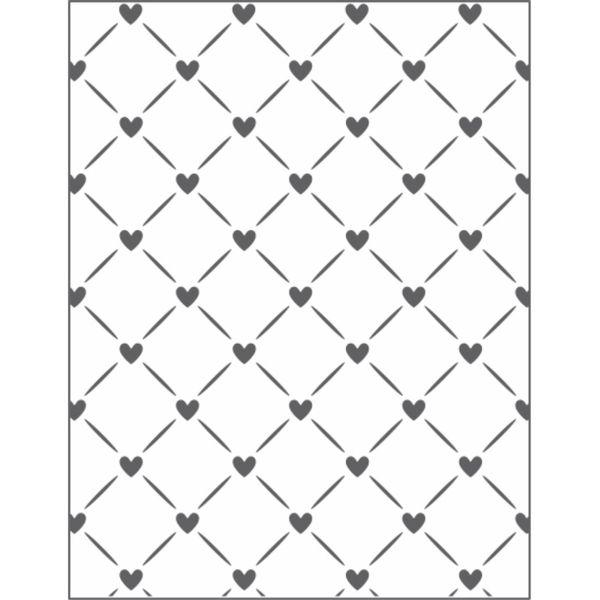 Placa-para-Relevo-2D-Elegance-Toke-e-Crie-PPR017-107x139-Mini-Coracoes