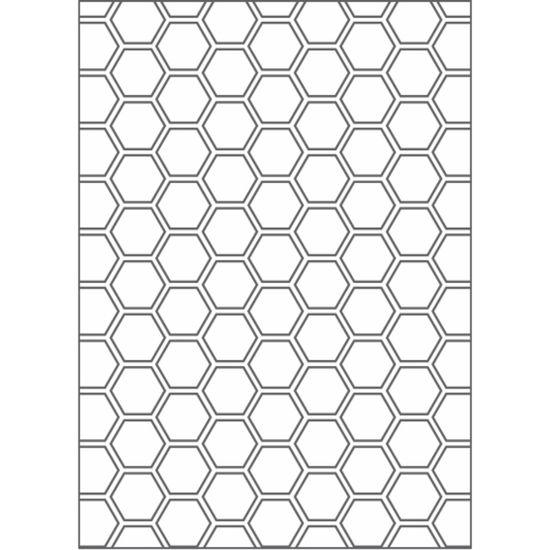 Placa-para-Relevo-2D-Elegance-Toke-e-Crie-PPR022-127x177-Colmeia
