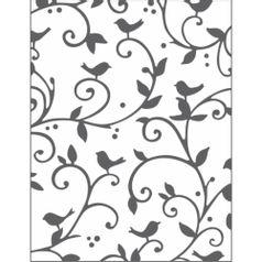 Placa-para-Relevo-2D-Elegance-Toke-e-Crie-PPR016-107x139-Passaros