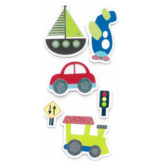 Adesivos-Feito-a-Mao-com-Glitter-Toke-e-Crie-AD1949-Transporte