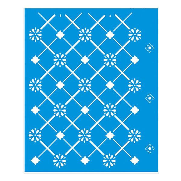 Stencil-Litoarte-211x172-STM1-037-Estampa-Floral