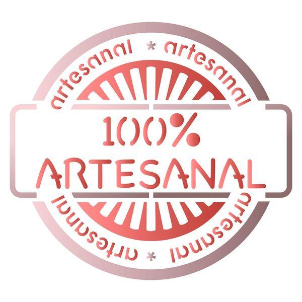 Stencil-Litoarte-10x10-STX-366-Selo-100--Artesanal
