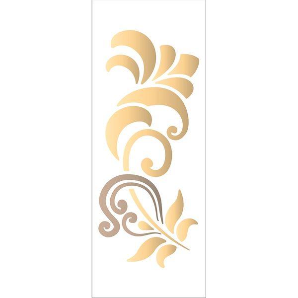 Stencil-Litoarte-17x65-STP-158-Listela-Arabesco