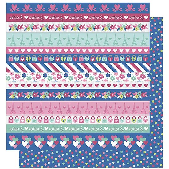 Papel-Scrapbook-Litoarte-305x305-SD-998-Amor-Je-t--aime-Barrado-Estampa-Flores