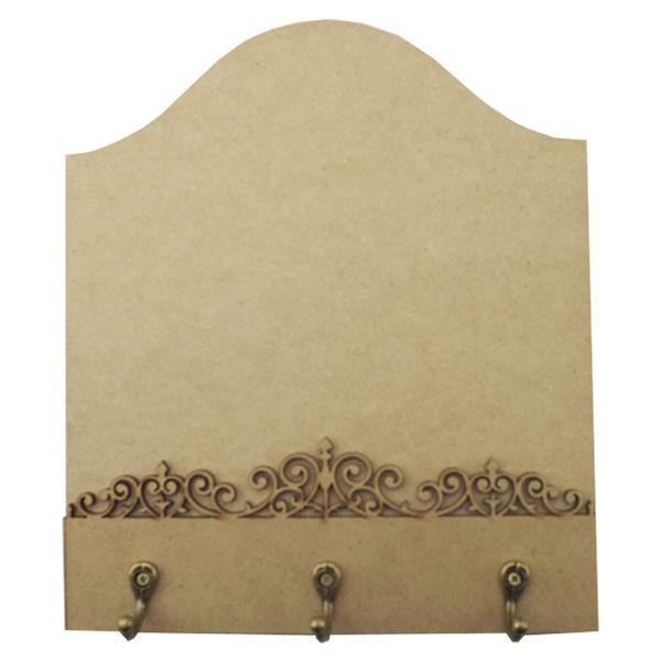 Porta-Chaves-em-MDF-205x177-Arabesco-3-Ganchos---Palacio-da-Arte