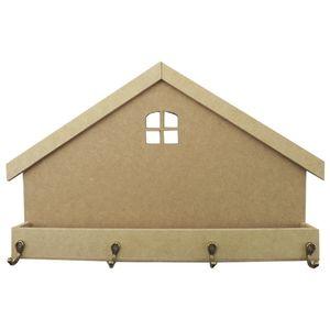 Porta-Chaves-e-Cartas-em-MDF-213x355cm-Casa-4-Ganchos---Palacio-da-Arte