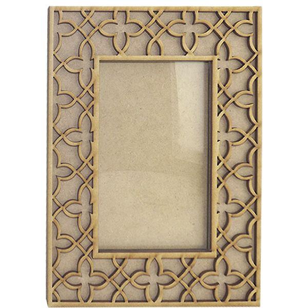 Porta-Retrato-em-MDF-22x17cm-Arabescos-com-Vidro---Palacio-da-Arte