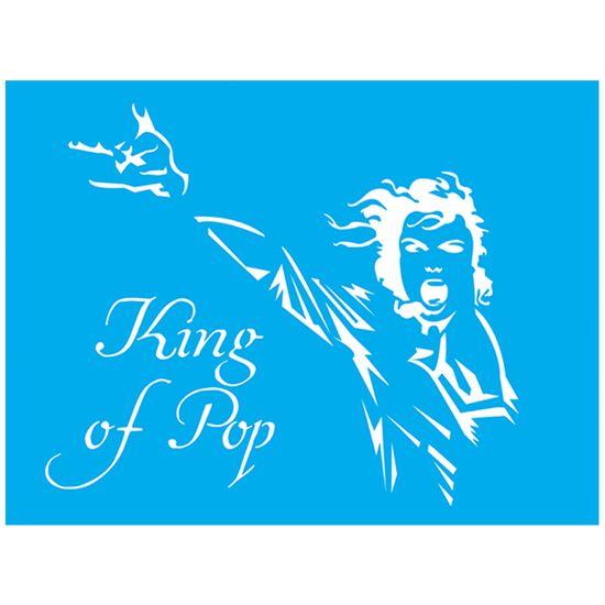 Stencil-Litocart-20x15-LSM-141-King-of-Pop