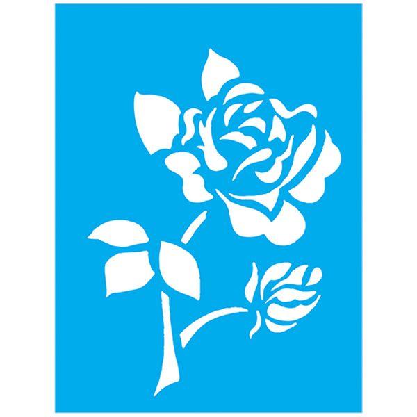 Stencil-Litocart-20x15-LSM-118-Rosa