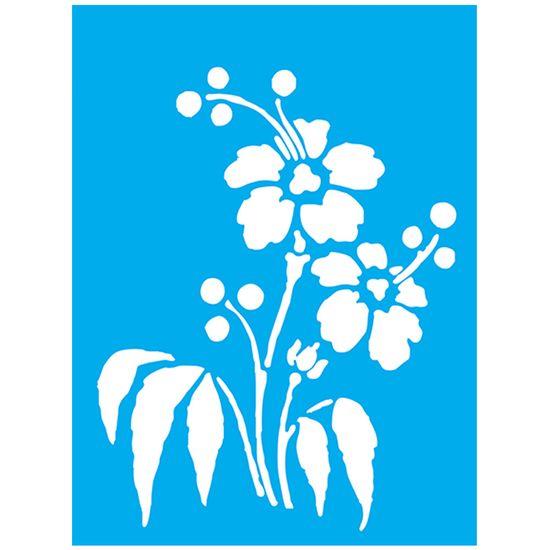 Stencil-Litocart-20x15-LSM-119-Flor