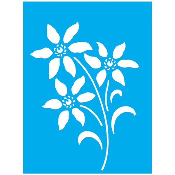 Stencil-Litocart-20x15-LSM-124-Flor