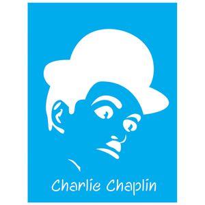 Stencil-Litocart-20x15-LSM-140-Charlie-Chaplin