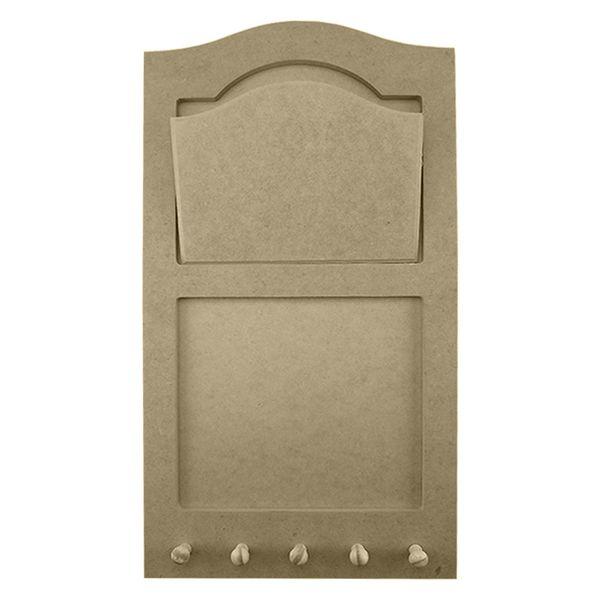 Porta-Cartas-e-Recados-em-MDF-50x265cm-5-Pitoes---Palacio-da-Arte