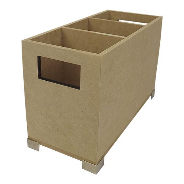 Porta-Talheres-em-MDF-Caixote-3-Divisoes-com-Alca-e-Pe-147x25x11cm---Palacio-da-Arte