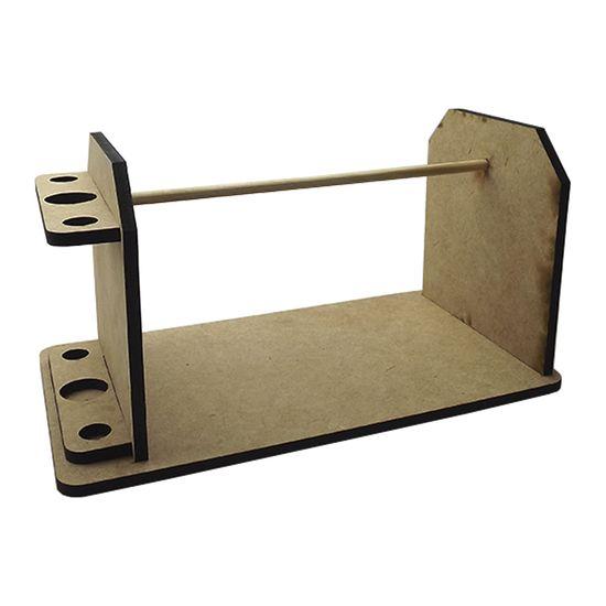 Suporte-para-Novelo-ou-Cone-em-MDF-Retangular-14x27x16cm---Palacio-da-Arte