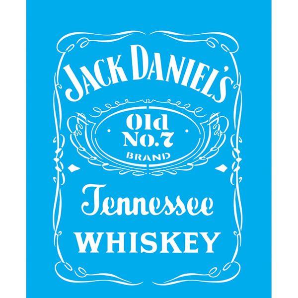 Stencil-Litocart-25x20-LSG-149-Jack-Daniel-s