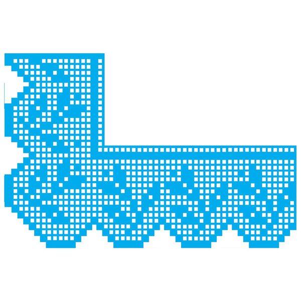 Stencil-Litocart-30x20-LSS-063-Cantoneira-Croche-Flor