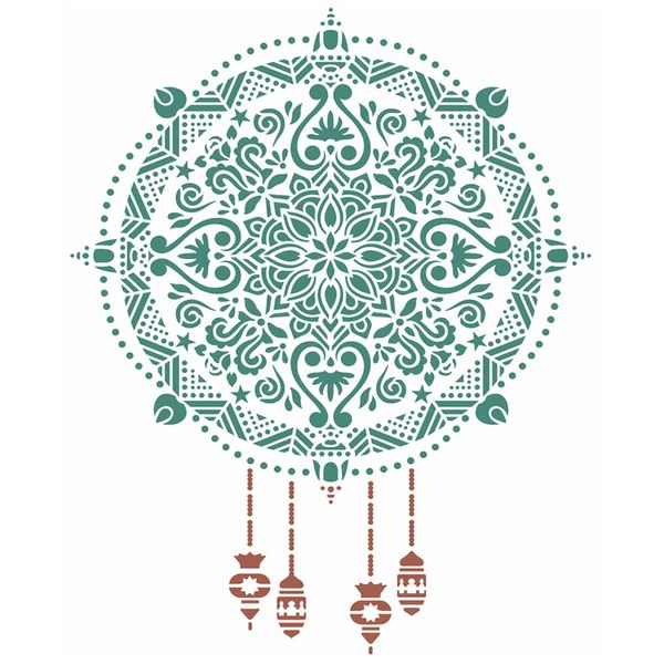 Stencil-OPA-Natal-20x25-2736-Mandala-Natalina