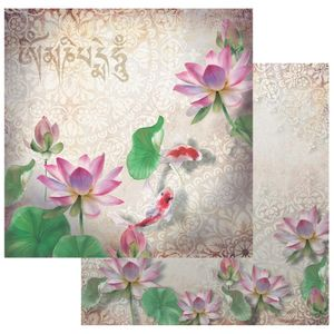 Papel-Scrapbook-OPA-305x305-OPADECOR-2642-Flor-de-Lotus-1