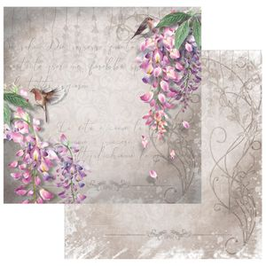 Papel-Scrapbook-OPA-305x305-OPADECOR-2646-Flor-Glicinias-1