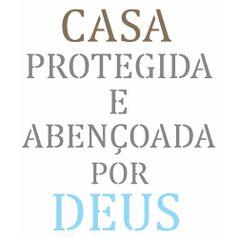 Stencil-OPA-20x25-2716-Frase-Casa-Protegida