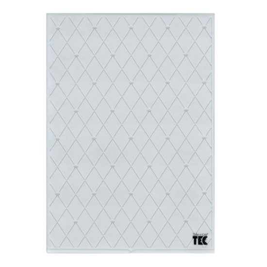 Placa-para-Relevo-2D-Elegance-A4-Toke-e-Crie-PPR028-297x21-Losango