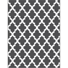 Placa-para-Relevo-2D-Elegance-Toke-e-Crie-PPR024-127x75-Marroquino