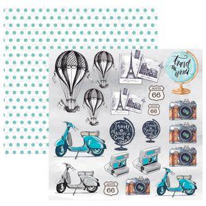 Papel-Scrapbook-Toke-e-Crie-305x305-SDF845-Hora-de-Viajar-Recortes