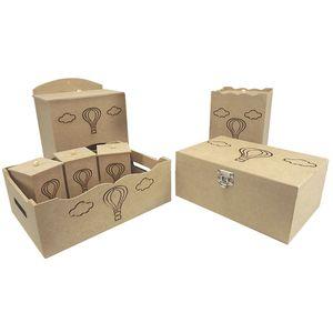 Kit-Higiene-Bebe-em-MDF-Balao-7-pecas-com-Farmacinha---Palacio-da-Arte