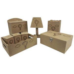 Kit-Higiene-Bebe-em-MDF-Balao-8-pecas-com-Abajur-e-Farmacinha---Palacio-da-Arte