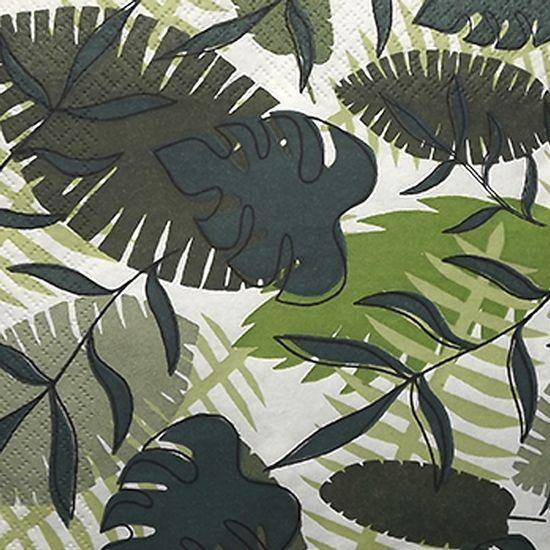 Guardanapo-Decoupage-Toke-e-Crie-GUA211839-2-unidades-Folhas-Tropicais