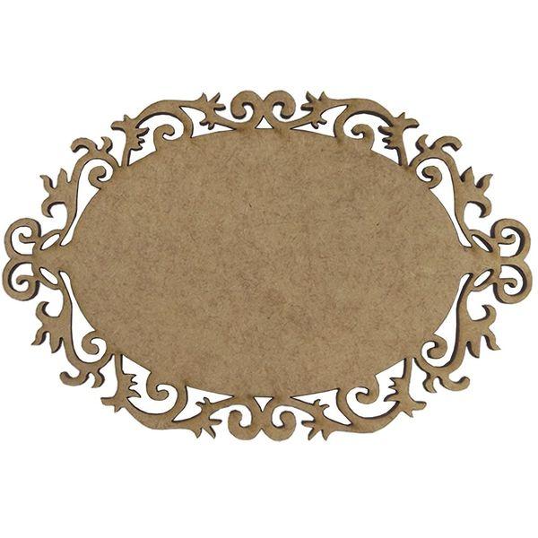 -Aplique-Moldura-em-MDF-Oval-15x10cm-Ornamental---Palacio-da-Arte