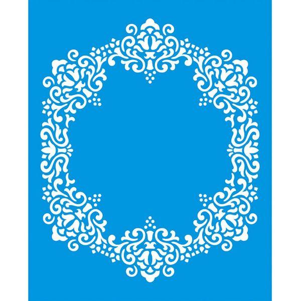 Stencil-Litoarte-25x20-STR-139-Moldura-de-Arabescos