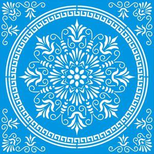 Stencil-Litoarte-20x20-STXX-147-Azulejo